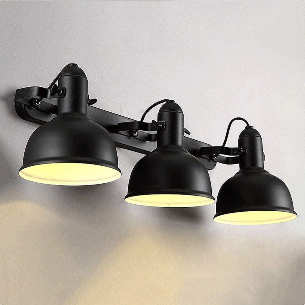 ACZZ Brazo oscilante ajustable Lámpara de pared de metal Aplique ...