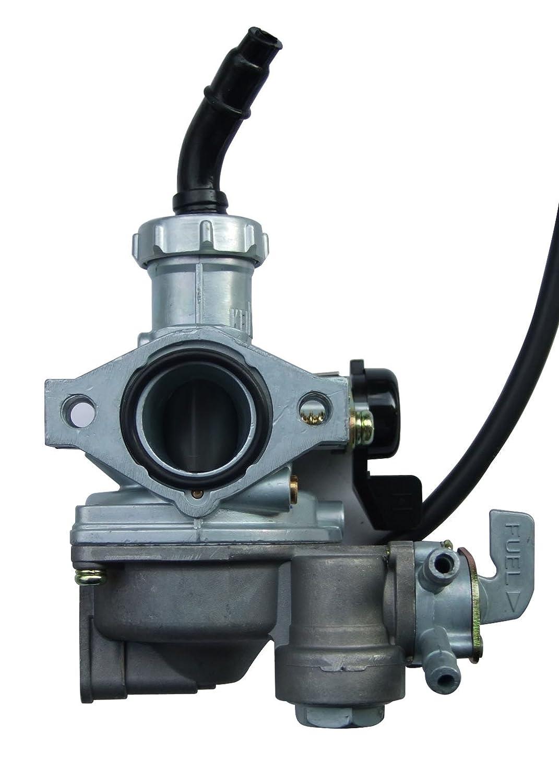 shamofeng Carburetor for Honda 3 Wheeler 4 Stroke ATC 110 ATC110 1979 1980 1981 1982 1983 1984 1985