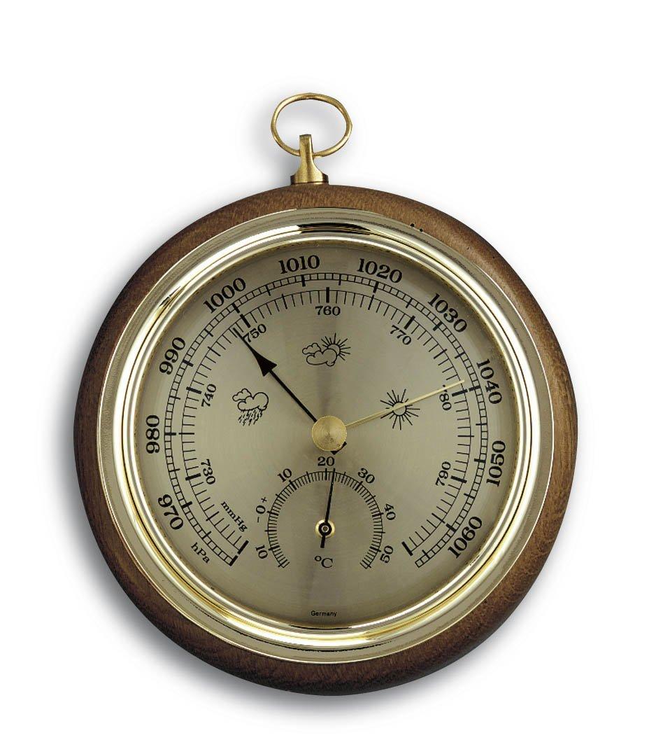 TFA 45.1000.01 108mmOak Barometer