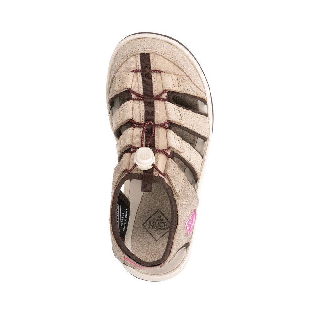 Muck Boot Women's Wanderer US|Tan, Sandals B07DGKW87D 10 B(M) US|Tan, Wanderer Pink 14b06b