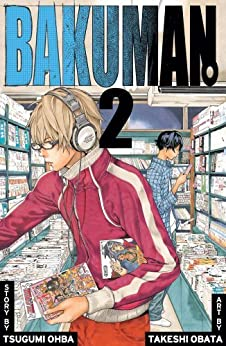 Bakuman。, Vol. 2: Chocolate and Akamaru by [Ohba, Tsugumi]