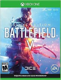 Battlefield V Deluxe Edition - Xbox One: Electronic Arts     - Amazon com