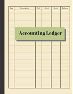 Simplex D Accounts book tax finance accounting ledger small business