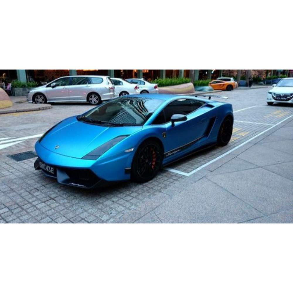 Matte Blue Car >> 3m 1080 M227 Matte Blue Metallic 5ft X 1ft 5 Sq Ft Car Wrap Vinyl Film