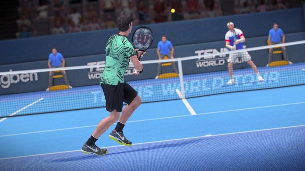 Amazon | Tennis World Tour - PS4 | ゲームソフト