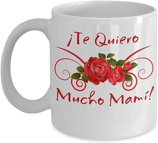 Amazon.com: Te Quiero Mucho Mami! I Love You So Much Mom ...