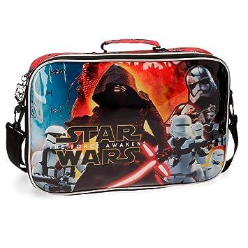 Disney Star Wars Battle Mochila Escolar, 7.45 litros, Color Negro: Amazon.es: Equipaje