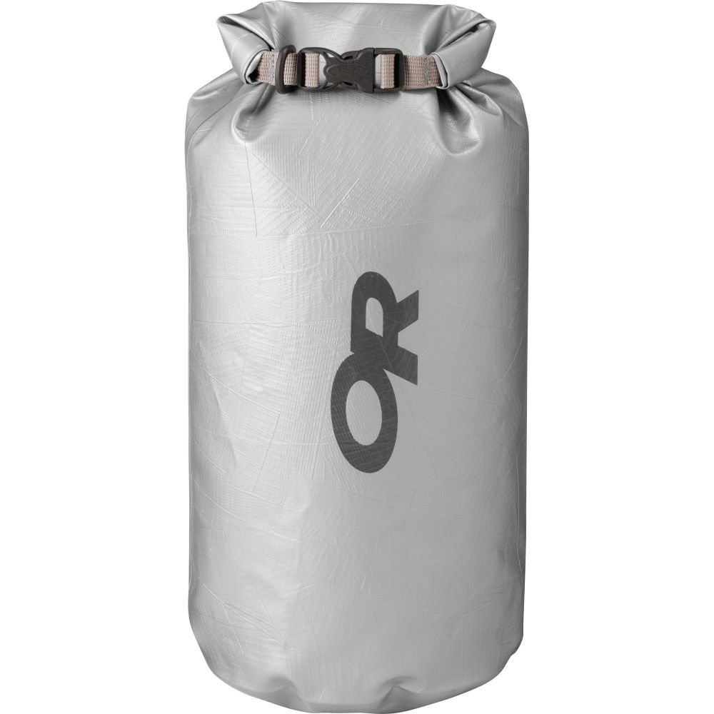 Outdoor Research Duct Tape Dry Bag 15L, Silver, 1Size by Outdoor Research