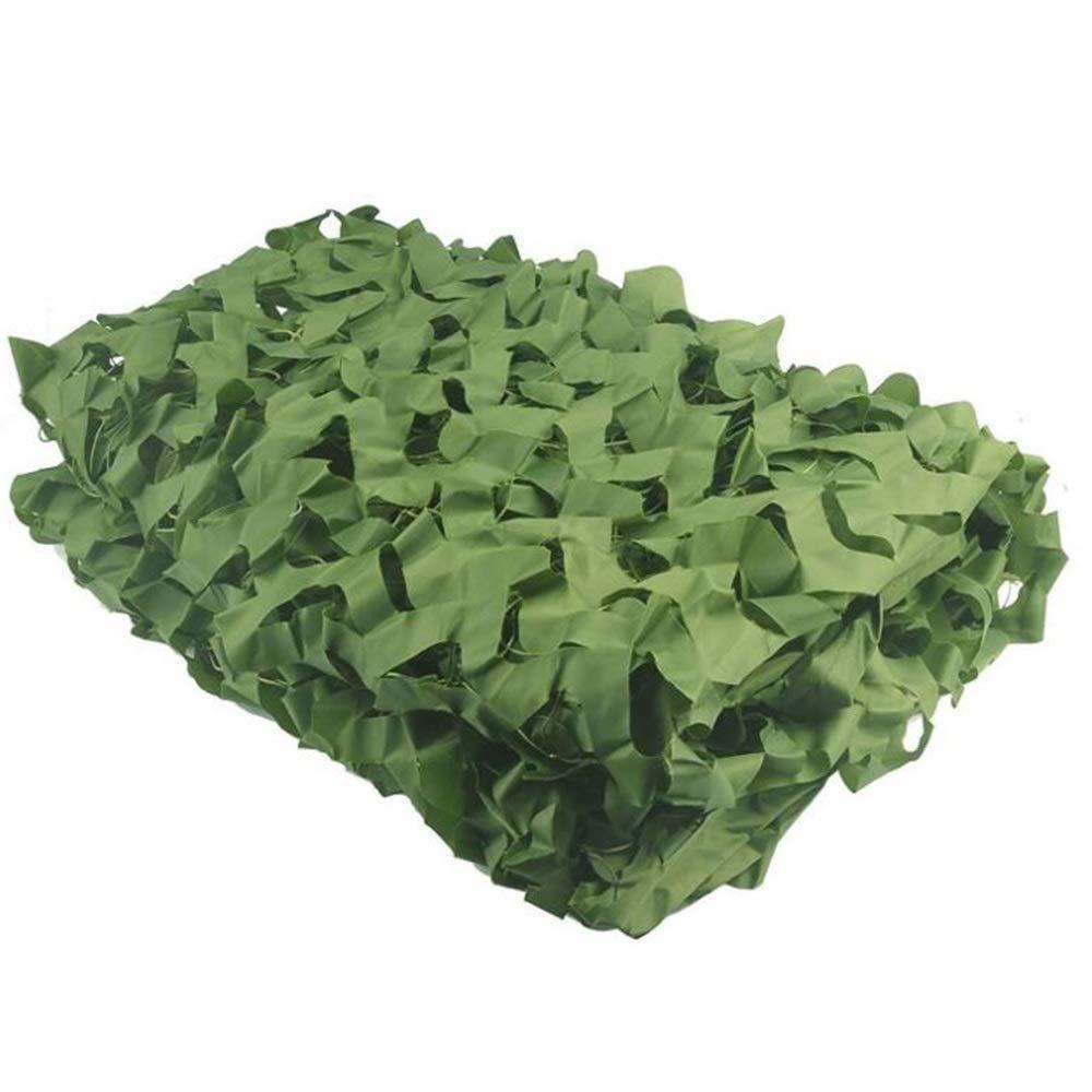 9x9m Filet Camo Visière Extérieure GR Réseau de camouflage Jungle Réseau de camouflage Camping écran de prougeection solaire Réseau de camouflage intérieur Filet intérieur extérieur (Taille  4x5