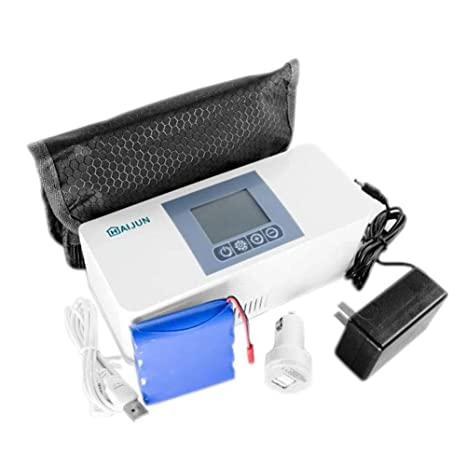 Amazon.com: aijun Portable insulina Cooler Case portátil ...