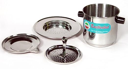 Amazon.com : Vietnamese Coffee Minikit : Ground Coffee : Grocery & Gourmet Food