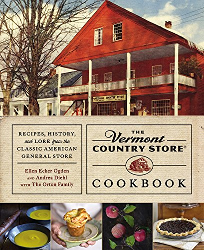 The Vermont Country Store Cookbook: Recipes, History, and Lore from the Classic American General Store (Cooks Store compare prices)