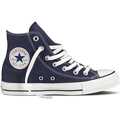 Converse Chuck Taylor All Star Classic High Top Sneakers Navy Converse US Men 6