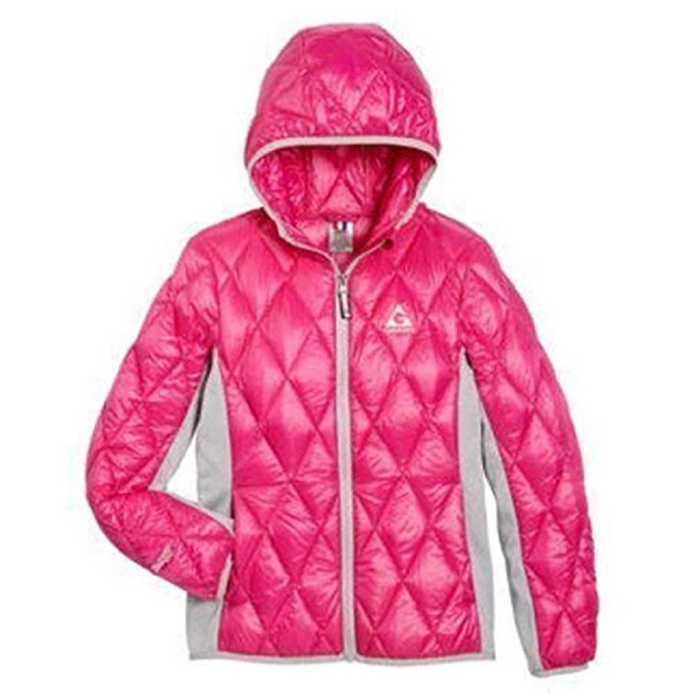 Gerry Sweater Down Ultra Light Hooded Jacket for Girls