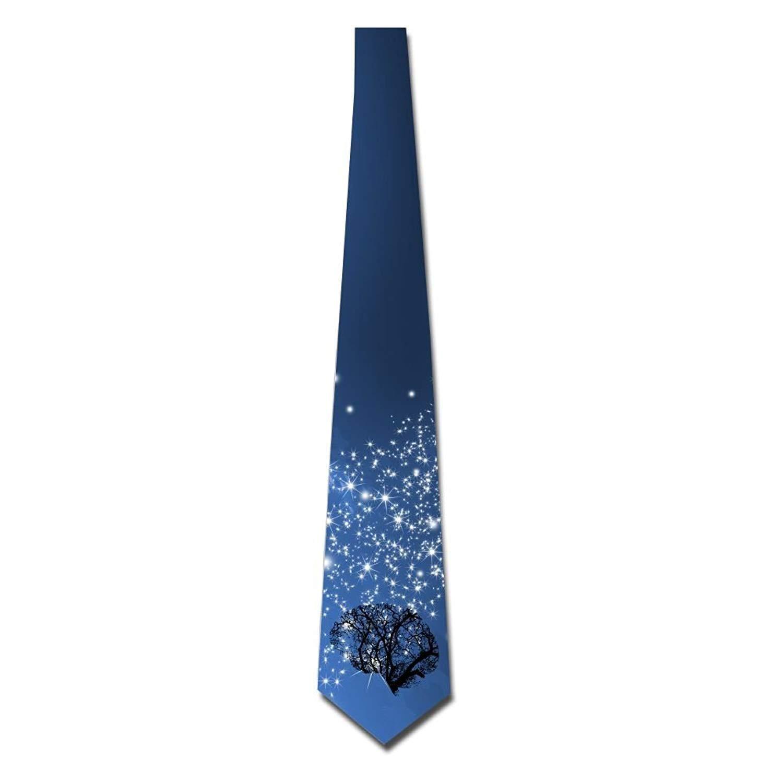 Corbata de cuello con estampado floral para hombre, cerebro humano ...