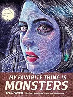 Book Cover: My Favorite Thing Is Monsters