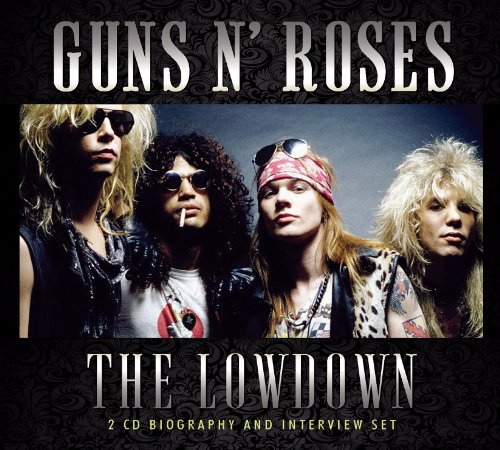 CD : Guns N' Roses - Guns N Roses: The Lowdown (CD)