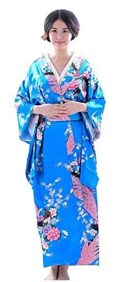 sur des coups de pieds de date de sortie vente de sortie Botanmu Robe Kimono pour femme Robe japonaise Costume cosplay de  photographie 5 couleurs