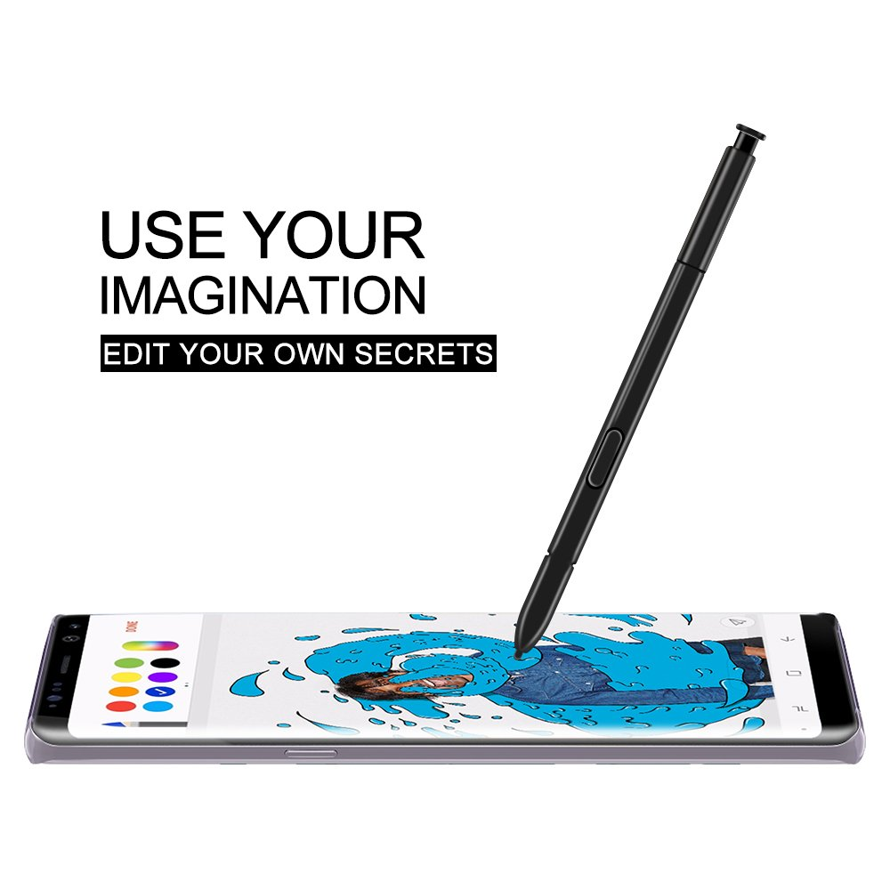 FUNKID Samsung Galaxy Note 8 Pen, Stylus Touch S Pen for Note8 - Black by FUNKID (Image #4)