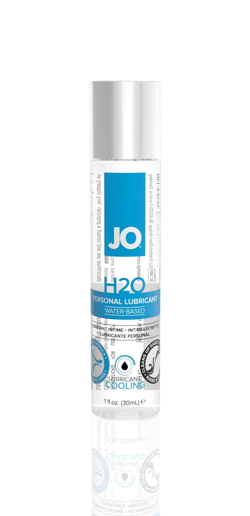 JO H2O Lubricant - Cooling ( 1 oz )