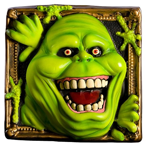 MyPartyShirt Ghostbusters Slimer Wall Decoration]()