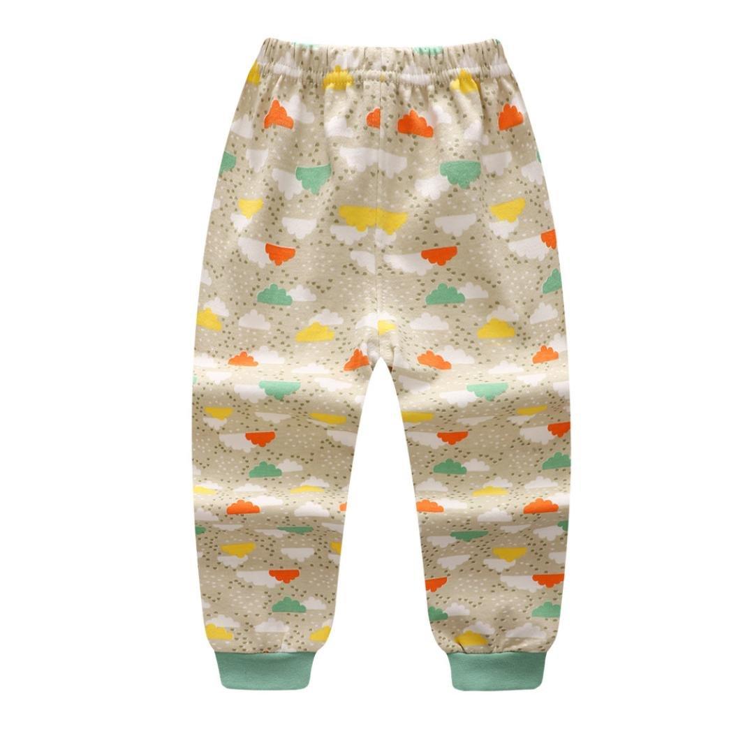 Pants Layette Set 0-36 Months Spring//Summer Cute Bear Shirt Tops Memela Baby Boys Girls Matching Clothing Set