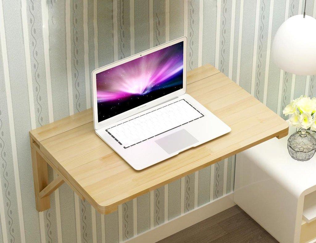 壁掛けソリッドウッド折りたたみコンピュータデスクダイニングテーブル壁掛けサイドテーブルデスクデスク ( サイズ さいず : 120cm*50cm ) B07BTMWPBF 120cm*50cm 120cm*50cm
