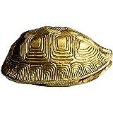 純粋な赤金の工芸品 亀の甲羅 銅製 風水グッズ お守り 大きい 開業のギフト 長寿 可愛い 置物 金運アップ