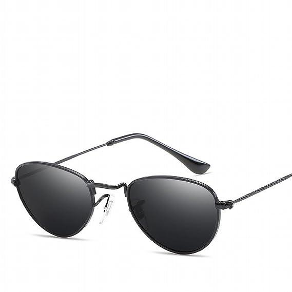 Retro Farbe Linse Sonnenbrille Metall Damen Schildkröten Sonnenbrille Gold Rahmen Des Landes Hao Gold yd6UEq6Bi