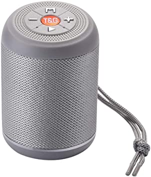 Audio, Altavoz Mini Altavoz Bluetooth Inalámbrico Tg517 Tarjeta De ...