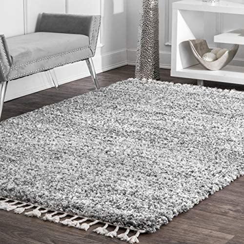 nuLOOM Brooke Contemporary Shag Area Rug