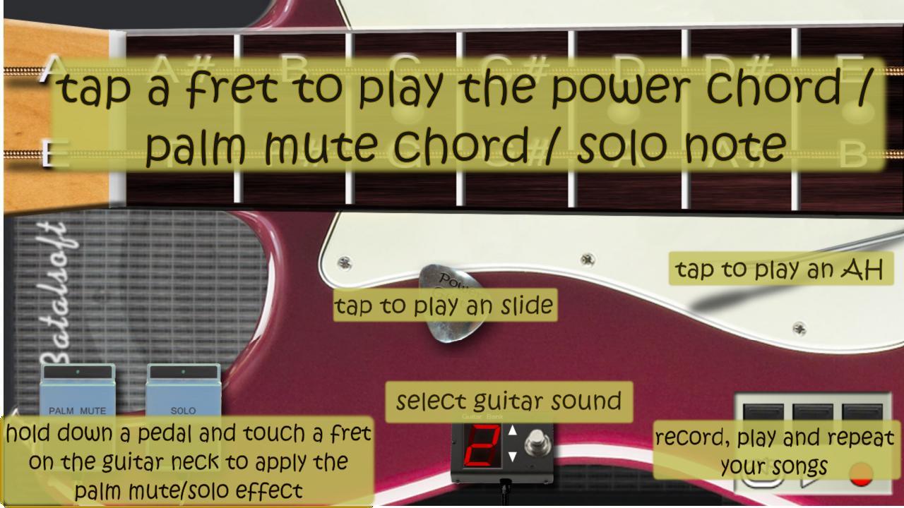 Power Guitar HD Lite (Kindle Tablet Edition): Amazon.es: Appstore ...