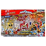 Power Rangers DC Mixx 'n Morph Mega Figure Pack