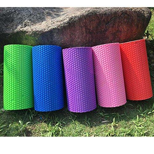 Start 30cm Yoga Foam Wedges Pilates Massage Gym Fitness Trigger Point Exercise Foam Roller