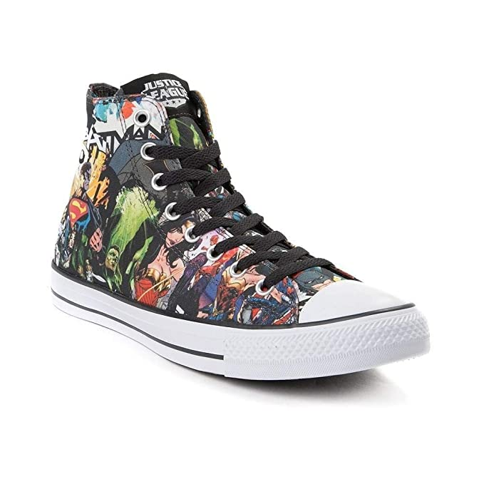 979940ad87ee6a Converse Youth Chuck Taylor All Star Hi Canvas Trainers  Amazon.ca ...