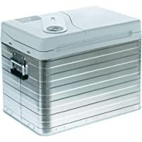 Mobicool Q40 AC/DC - tragbare thermo-elektrische Alu-Kühlbox, 39 Liter, 12 V und 230 V für Auto, Lkw und Steckdose, Aluminium-Gehäuse, A++