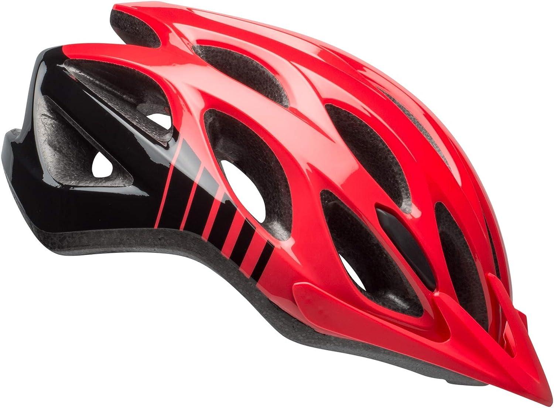 Bell Traverse MIPS Bike Helmet – Gloss Hibiscus Black 54-61cm