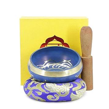 Nepal Singing Bowl Terapia de sonido Yoga Meditación ...