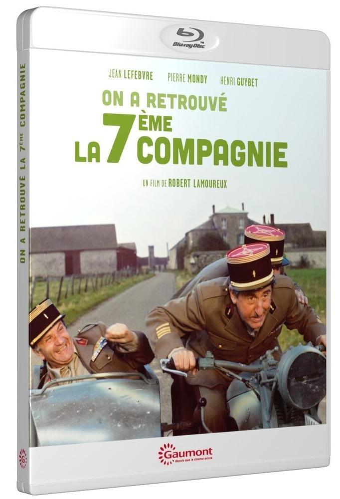RETROUVÉ TÉLÉCHARGER LA 7EME COMPAGNIE A FILM ON