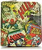 Marvel Retro Print Wallet