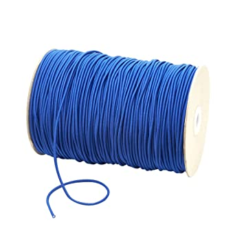 10m Elastic Stretch Bungee Shock Cord Premium Grade Heavy Duty Tie Down Bungee