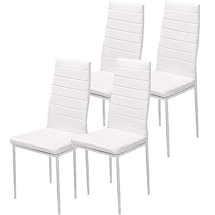 Vendita in occasione delle sedie in ecopelle da interno per