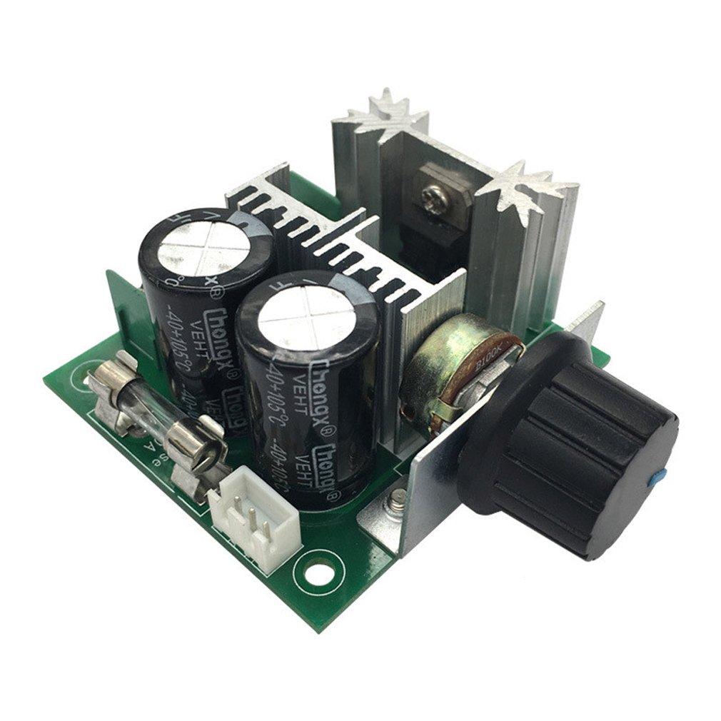PWM DC Motor Over Current Load Protection Switch Module Governor 6V 12V 24V 10A