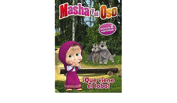 MASHA Y EL OSO. �QUE VIENE EL LOBO! (DE 4 A 6 A�OS): VARIOS ...