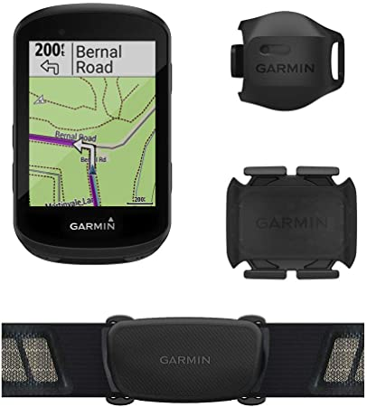 Garmin Edge 530, Performance GPS Cycling/Bike Computer with ...