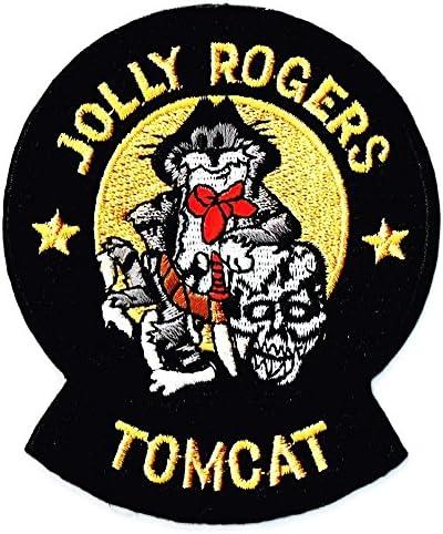 ミリタリーワッペン TOMCAT JOLLY ROGERS