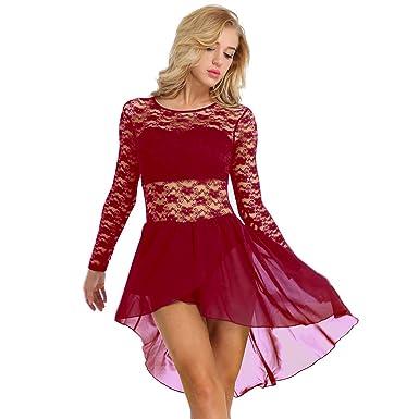 Iixpin Danse Classique Tutu De Latine Robe Femme Justaucorps 1lcKFJ