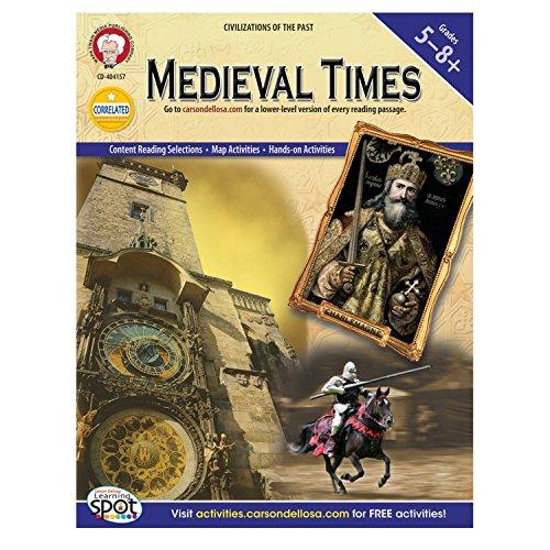 Medieval Times, Grades 5-8 (World History)