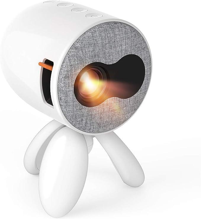 Artlii Mini Proyector, Proyector de Bolsillo con la Entrada de USB ...