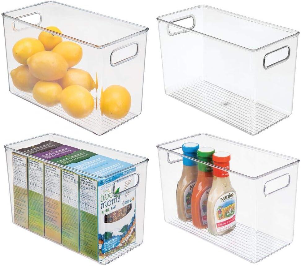 Vegetable Shape Food Storage Boxes Organizer Lemon Holder Kitchen Tool Plastic